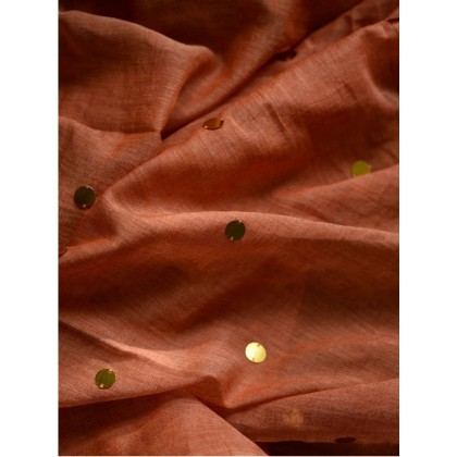 Sunset Star Saree